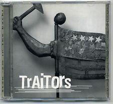 Traitors - S/T CD 1998 No Empathy Das Kapital Marc Ruvolo S. Albini Chicago Punk