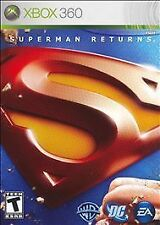 Superman Returns XBOX 360! DC COMIC, ACTION MISSION, SUPER HERO POWER FAMILY FUN