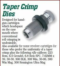 85170 REDDING 380 AUTO TAPER CRIMP DIE - BRAND NEW - FREE SHIP