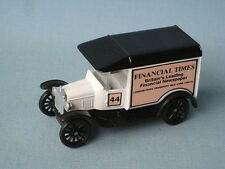 Matchbox MB-44 Ford Model T Van Financial Times Newspaper Toy Model Car