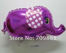 PINK ELEPHANT WALKING BALLOON FOIL HELIUM PET PARTY ZOO AIRWALKER PARTY BIRTHDAY