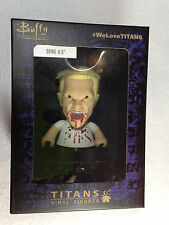 Buffy The Vampire Slayer Bloody Spike 4-5in Titan Vinyl Horror Block Exclusive