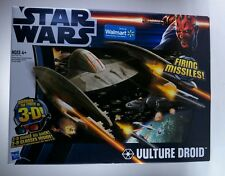 Star Wars Vulture Droid starfighter action figure vehicle MISB exclusive sealed