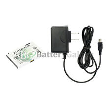 BATTERY for Motorola RAZR v3m v3r v3t + Home AC Charger