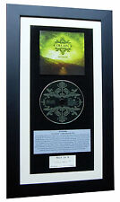 DELAIN Lucidity CLASSIC CD Album GALLERY QUALITY FRAMED+EXPRESS GLOBAL SHIPPING!