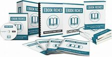 Ebook Riches CD Guide How To Come Up With an Ebook Topic And Write It + Upgrade