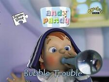 Bubble Trouble: Jigsaw Book - Bubble Trouble (Andy Pandy) by BBC