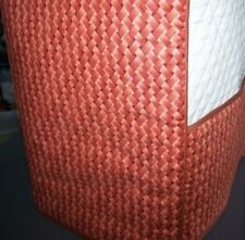Basket Weave Wicker Quilted Fabric Cover for KitchenAid Mixer NEW