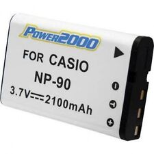 Battery for Casio NP-90 NP-90DBA NP90 NP90DBA EX-H10