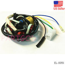 Fit GY6 50 110 150cc ignition Stator Magneto 6 Coil Scooter Moped ATV TAOTAO JCL