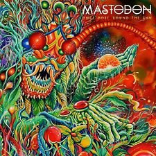 MASTODON - ONCE MORE 'ROUND THE  CD NEW+