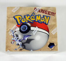 Pokemon Fossil Booster Box Sealed 36 Packs