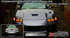 Mitsubishi 3000GT Dodge Stealth Headlight Halo Install Service 94-99 Switchback