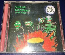 Shane McGowan &The Popes.The Crock Of Gold. The Pogues.17 Tracks.1997. ZTT