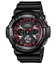 Casio G Shock * GA200SH-1A XL Anadigi Red x Black Ivanandsophia COD PayPal