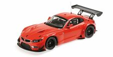 Minichamps 1/18 BMW Z4 GT3 Red 2012 151 122301
