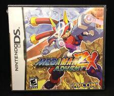 Mega Man ZX Advent  (Nintendo DS, 2007) Brand New !!