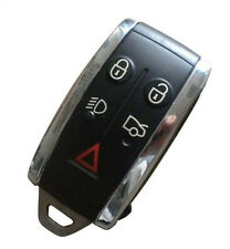 Remote Smart Prox Key Fob Shell Case Housing + Blade For Jaguar X XF XK XKR