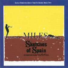 MILES DAVIS Sketches Of Spain CD BRAND NEW