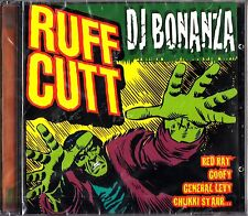 Ruff Cut DJ Bonanza-The Best of Dancehall Reggae CD Top Cat/General Levy/Red Rat