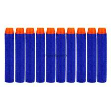 400pcs Kids Toy Gun Bullet Darts Round Head Blasters For NERF N-Strike Blue