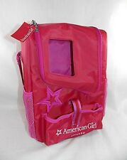 American Girl AGP DOLL & PET CARRIER CHICAGO for GIRLS Bag Tote NWT
