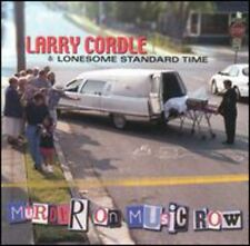 Larry Cordle - Murder on Music Row [New CD]