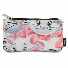 MARIE CAT The Aristocats Pouch Cosmetic Bag Purse Loungefly Disney Store NEW