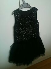 Girls 'little black dress' - Mothercare - Age 3 - 4 years