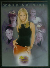 "BUFFY VAMPIRE SLAYER & WOMEN OF SUNNYDALE ""WORKING GIRL"" CASE LOADER CARD #CL1"