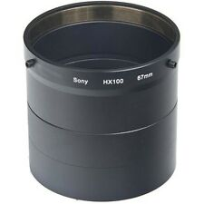 Lens / Filter Adapter Tube for Sony DSC-HX100 HX100V DSC-HX200 HX100V HX200V
