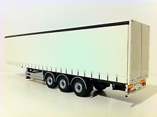 WSI TRUCKMODELS,CURTAINSIDE TRAILER 3 AXLE,1:50