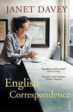 English Correspondence, Janet Davey