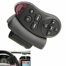 Steering Wheel universal IR Remote Control Learning car truck GPS stero audio