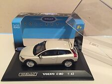 VÉHICULE MINIATURE 1/43 WEELY COLLECTION VOLVO C30 MIN0001469