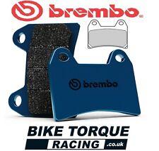 Moto Guzzi 1100 V1100 Breva 04-05 Brembo Carbon Ceramic Front Brake Pads