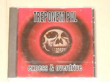 TREPONEM PAL -Excess & Overdrive- CD