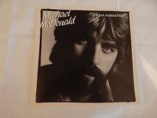 "Michael McDonald ""I Keep Forgettin' "" PICTURE SLEEVE! NEW! MINT! JUST PERFECT!!"