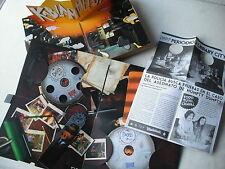 DIGGS NIGHTCRAWLER PRESS KIT -  WONDERBOOK PS3 RARE COLLECTOR