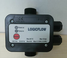 LOGICFLOW 230Vac   50/60Hz 12 bar   1l/min