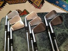 Sale .Classic Macgregor Muirfield Tour forged irons 2-pw stiff RH excellent