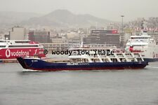 rw0015 - Greek Hellenic Seaways Ferry - Aias , built 1976 - photograph