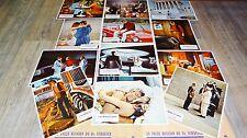 LA FOLLE MISION DU Dr SCHAEFER ! j coburn jeu 12 photos espionnage no bond 1967