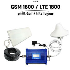 GSM 1800 4G LTE 1800mhz 70dB Intelligent Control Mobile Phone Signal Booster