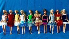 10 robes de barbie mode nuances reine des neiges création made in France nice