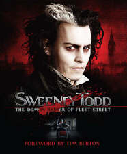 Sweeney Todd: The Demon Barber of Fleet Street, Mark Salisbury Hardback Book The