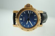 Kobold Soarway Diver 18K Gold LE James Gandolfini Sopranos Watch KD242126