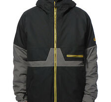 686 Authentic Smarty Network Snowboard Jacket (L) Black