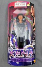 Evil Xena 12'' Collector Series Xena Warrior Princess by Toybiz 1999 NEW