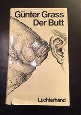 Günter Grass Der Butt 1977 ..